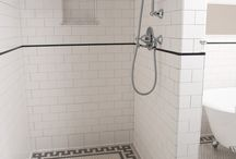 Vintage Bathroom Style