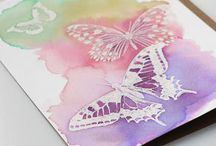 Cards - Watercolor