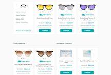 Cliente: QÓculos / A QÓculos é um ótica no formato de e-commerce