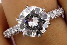 Moissanite Diamond Ring Jewelry