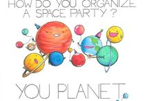 Science puns