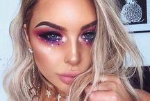 Fairy Costum Makeup