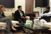 Meeting with E-Commerce Giants in India