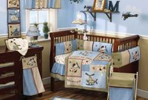 baby boy room / by Laurie Farnes