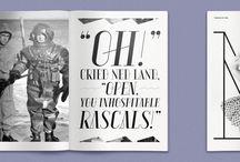 t y p o  / inspiring typefaces