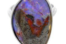 Boulder Opals AIG Appraisal / These are some gorgeous boulder opals we have appraised for clients