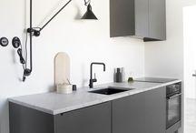 Kjøkken ny leilighet