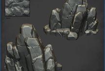 камни скалы