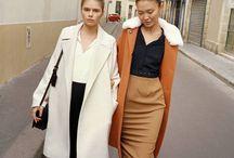 coats abrigos / Coats trenchcoat