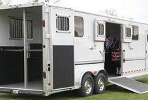 horse trailers trucks