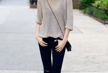 Strappy Flats Outfit