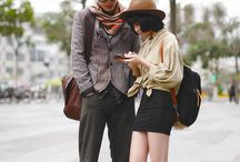 Street Fashion / by Pueng A.