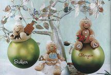 Natale  decori vari
