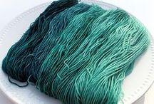 How to Dye Yarn