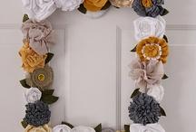 Wreath Obsessed  / by Ashlee Jones