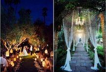 #Weddingenterance
