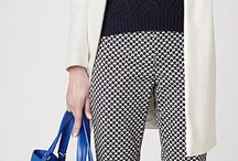 Printed trousers - i definitely love