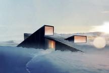 Amazing cabins