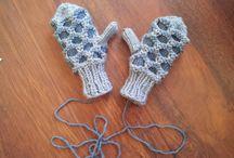 Thumb mitts