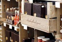 Daylesford organic store