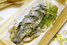 Vis inspiratie / Recepten met vis. Meer doen!