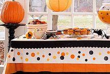 Halloween Family Room