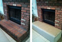 Fireplace protection / by Patti-Lynn Haughton