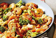 Make ahead dinners
