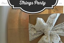 Fave things party / by Jamie Menominee