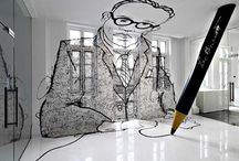 Office creativity decor