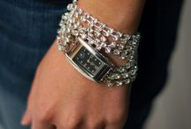 """WatchBands """"Beaded"""" / by Michelle Hull"""