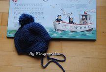 Les tricots de By Pimprenelle / Tricots pour petits et grands