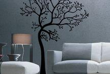 рисунок дерево