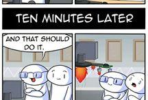 theodd1sout comics