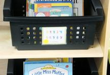 Classroom library / by Beverly Miller