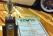 Elvis III / ELVIS III Si è parzialmente conclusa la primissima fase del nostro progetto che vede la Elvis III protagonista nei più importanti car shows e raduni in terra americana. Dopo l'inaspettato successo al Grand National dove abbiamo conquistato il secondo posto nella categoria Radical HardTop, la nostra Cadillac è stata esposta, al Sacramento Autorama,  considerato la Capitale del custom. A conclusione dello show il teamo si è aggiudicato il  Kustom of Elegance Aword, ovvero il BEST OF SHOW.