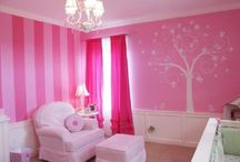Girls Rooms / by April Howard
