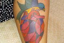 Tattoo Black Wolf