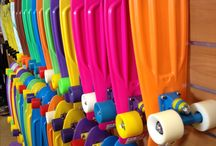 Penny Boards! / by Shania Horan