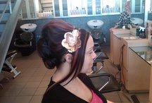 hair by destiny / real hair on real people