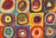 peintures modernes