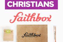 Faith, Hope, Love / by Christine Thurston