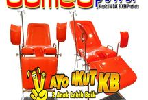 Obgyn Bed BKKBN 2013 | Paket Lelang