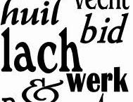 quote / spreuk / woorden / mooie woorden!