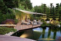 Privacy garden