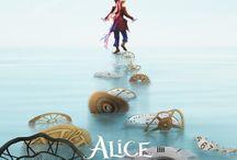Алиса в Стране Чудес/Зазеркалье