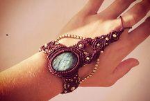 ring bracelets macrame