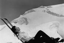Vintage Ski inspo