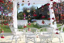 Matrimoni Civili - Civil Weddings / Pictures of civil weddings, foto di allestimenti di matrimoni civili