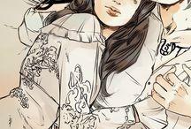 Clockwork Angel/Prince/Princess